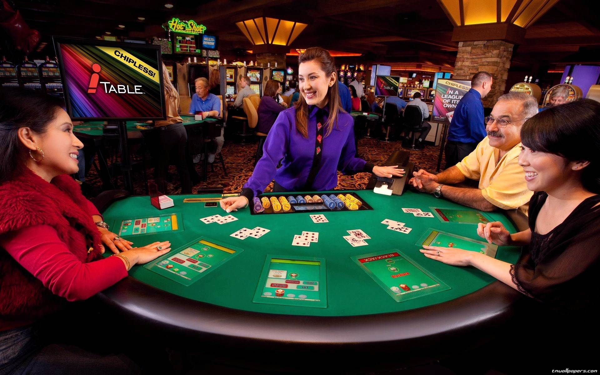 The Best Way To Sell Casino