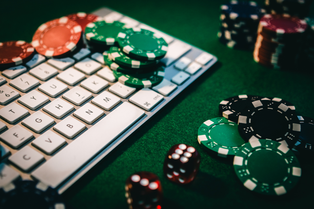 Online Gambling Is Bound To Make An Impression In What you are promoting