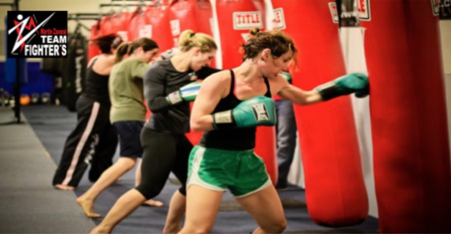 Image Your Kickboxing Classes On High