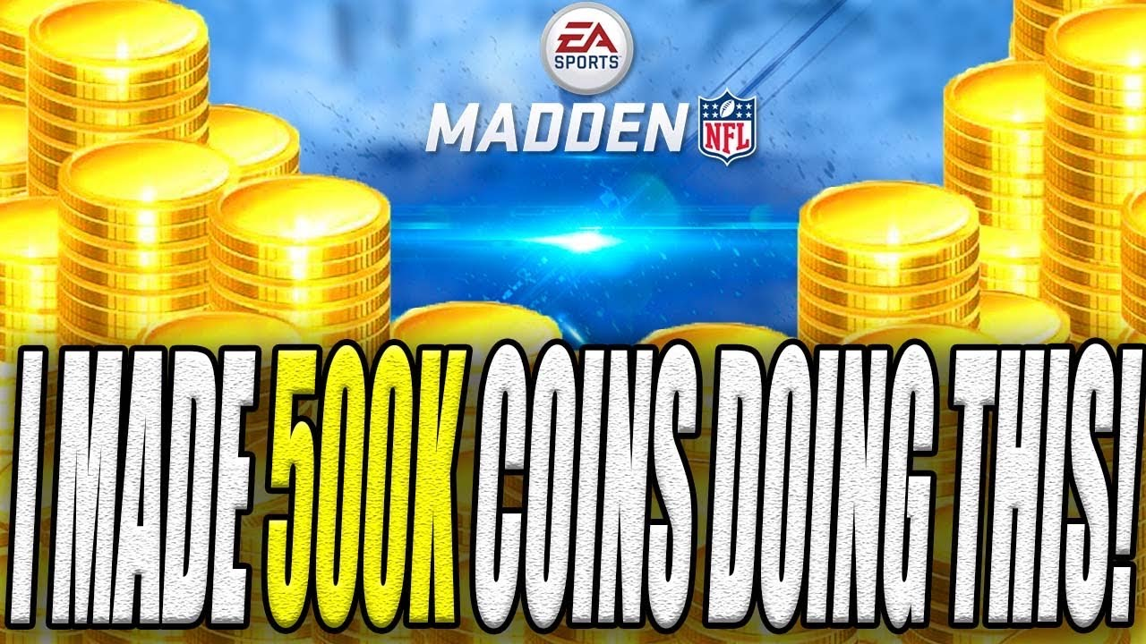 Greatest Madden Ultimate Team Coins Tips You May Read This Year