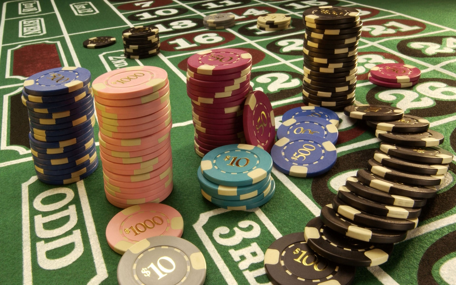 What Everybody Ought To Know About Gambling Online