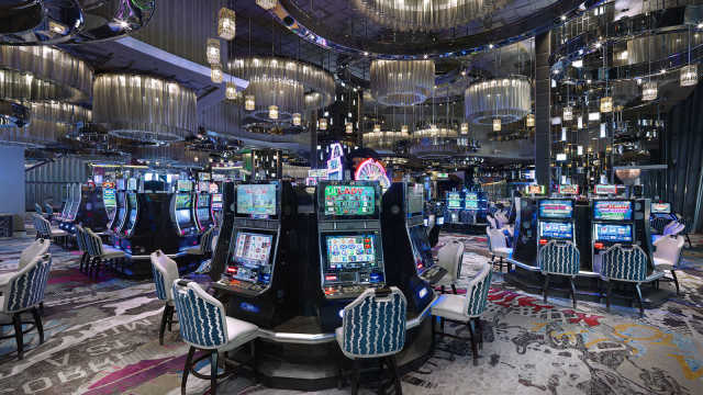 What You Possibly Can Study From Invoice Gates About Casino